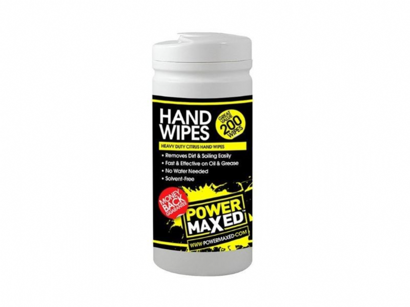 Power Maxed Citrus Hand Cleaner